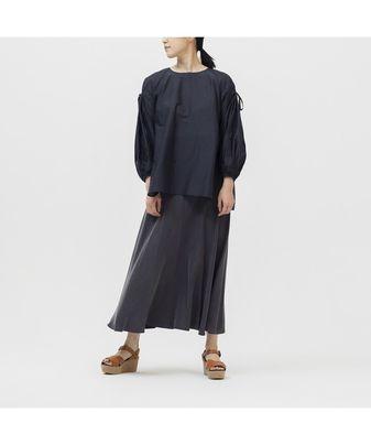 キュプラサテンマーメイドスカート