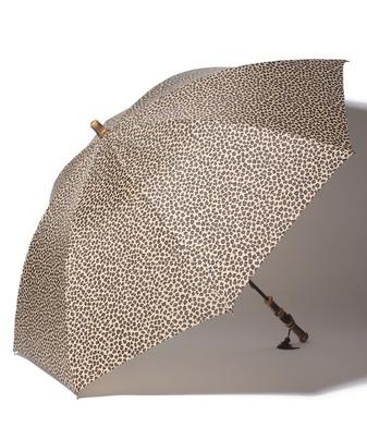 レオパード柄傘