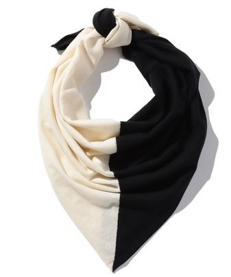 THROWニットスカーフ