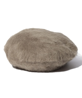 KIJIMA TAKAYUKI ニットベレー帽