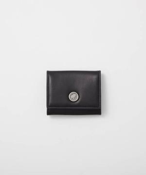 バチューレザー[コインケース]ブラック×ブラック6119038508メンズ