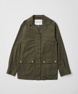 [F2ジャケット]カーキ6204705247ウィメンズ