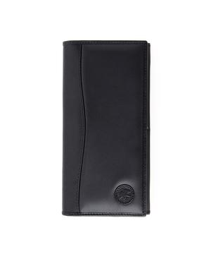 バチューサーパス[長財布コインポケット付き931BSS]ブラック×ブラック6119016008メンズ&ウィメンズ