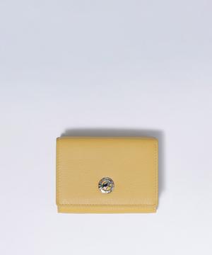 ヴィオラ[三つ折り財布]イエロー6119447044ウィメンズ