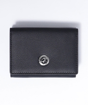 ヴィオラ[三つ折り財布]ブラック6119447008ウィメンズ