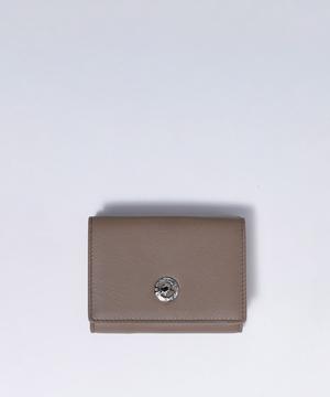ヴィオラ[三つ折り財布]ベージュ6119447032ウィメンズ