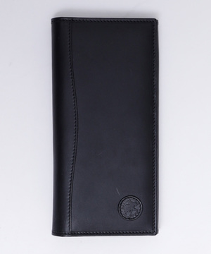 サーパスレザー[ロングウォレット]ブラック6119046008メンズ&ウィメンズ
