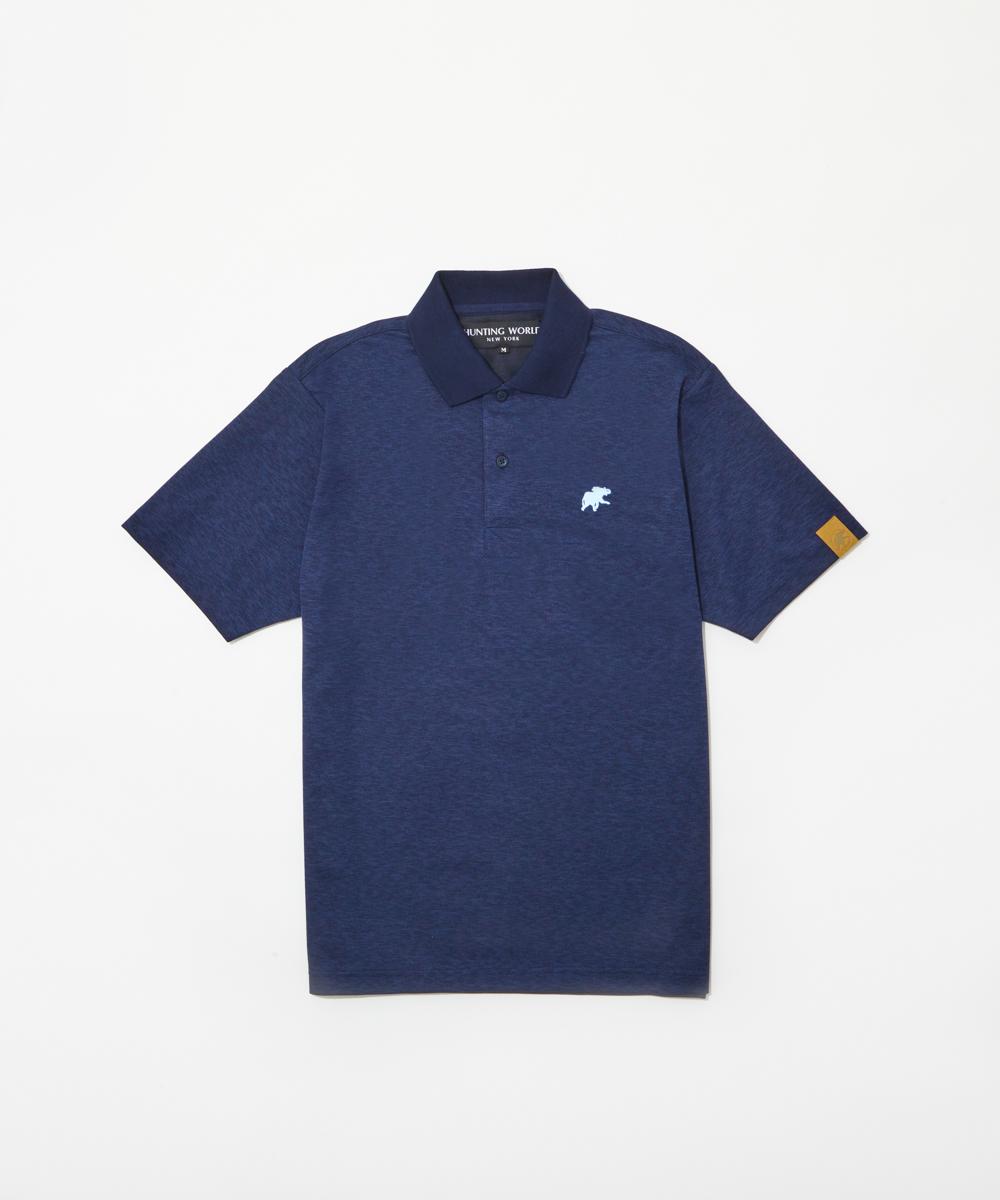11PL02 [ポロシャツ] メンズ ネイビー