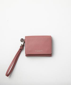 26100 ERC <新作> エリカ [三つ折財布&キーケース] ピンク WOMEN