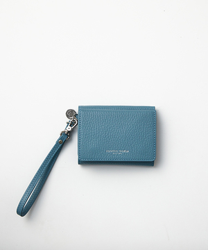 26100 ERC <新作> エリカ [三つ折財布&キーケース] ブルー WOMEN