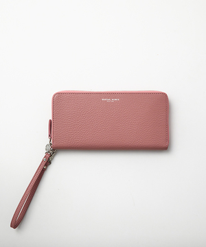 26200 ERC <新作> エリカ [ロングジップウォレット] ピンク WOMEN