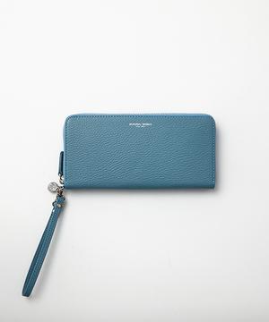 26200 ERC エリカ [ロングジップウォレット] ブルー WOMEN