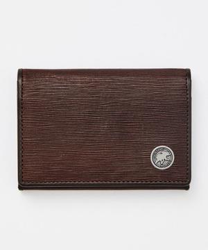 19001STM ストリーム [カードケース] ブラウン