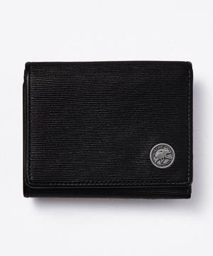 19500STM ストリーム<新作> [三つ折財布] ブラック