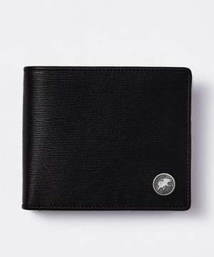 19700STMストリーム[二つ折財布]ブラックUNISEX