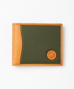 95901BSS バチューサーパス [二つ折財布] グリーン