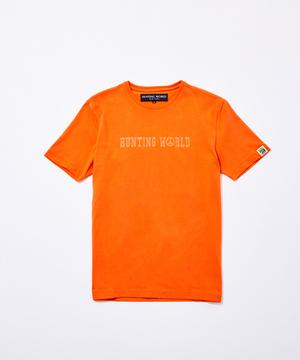 11BC01 ボルネオチャリティー<新作> [プリントTシャツ] ユニセックス オレンジ