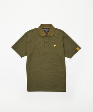 11PL02 <新作> [ポロシャツ] メンズ カーキ