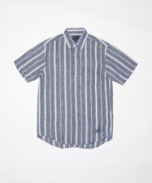 11ST06 <新作> [ショートスリーブシャツ] メンズ ブルー