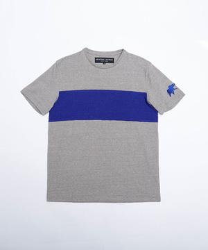 11TS01 <新作> [フロントパネルTシャツ] メンズ ベージュ