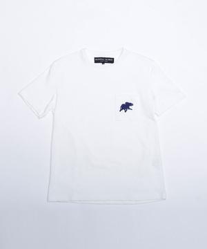 11TS02 <新作> [ポケットTシャツ] メンズ ホワイト