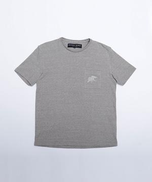 11TS02 <新作> [ポケットTシャツ] メンズ ベージュ