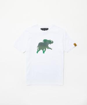 11TS03 <新作> [プリントTシャツ] メンズ ホワイト