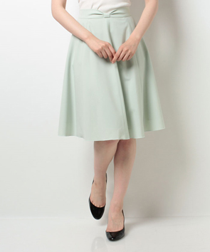 《ご自宅で洗える》ステファニーツイル スカート