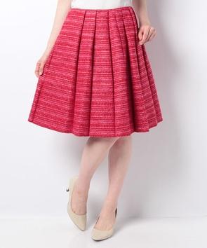 【セットアップ対応商品】スペックダイツィードスカート