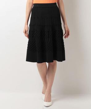 フルーレストレッチスカート