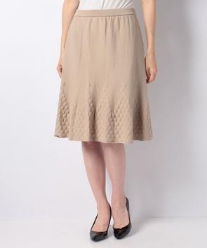 【セットアップ対応商品】ストレッチジャガードスカート