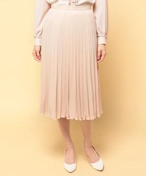 【セットアップ対応商品】クレープウィーブスカート