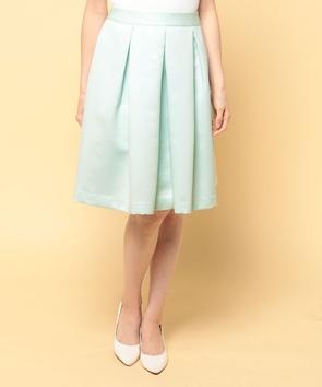 マットグログランスカート