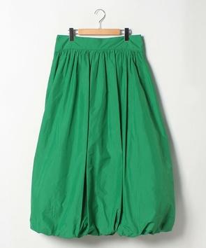 バルーンシルエットスカート