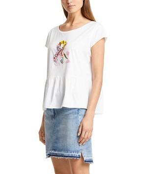 &ロゴ半袖Tシャツ
