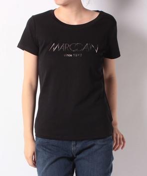 ブランドロゴ半袖Tシャツ