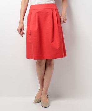 グログランスカート
