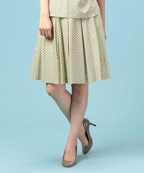 LES OLIVADESブロードスカート