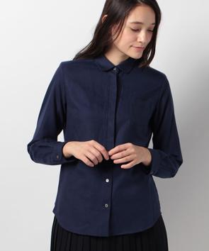 フレンチツイルシャツ