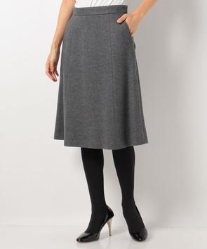 【セットアップ対応商品】ウールスムーススカート