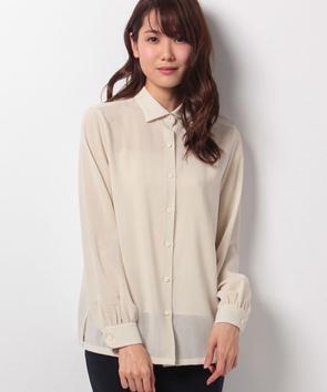 ウールボイルシャツ