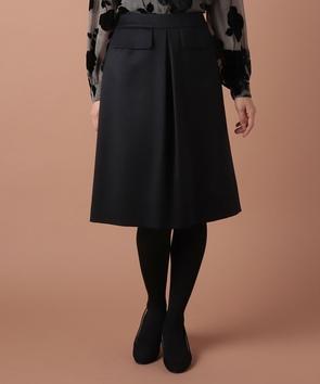 ウールベネシャンスカート