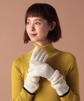 カシミヤ手袋