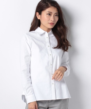 WEB限定【OEPP】オックスフォードレギュラカラーシャツ
