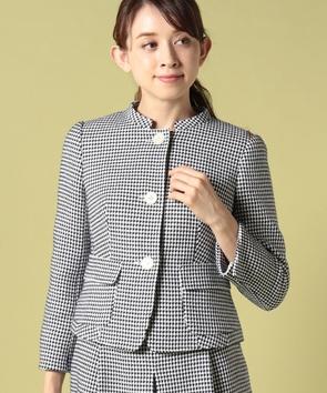 【セットアップ対応商品】ポンテトルトツィードジャケット