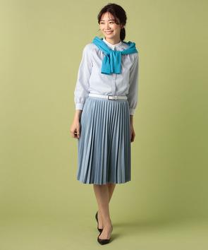 シルクウールキャンバススカート