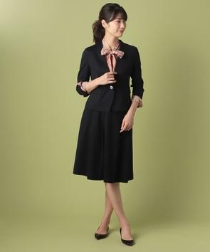 【セットアップ対応商品】コットンレーヨンジャージースカート
