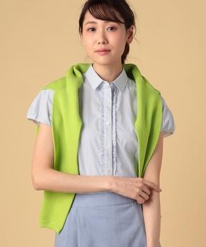 ジンタンドット半袖シャツ