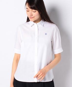 ハケメコットンシャツ