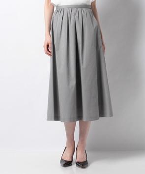 【セットアップ対応商品】ツイルストレッチスカート